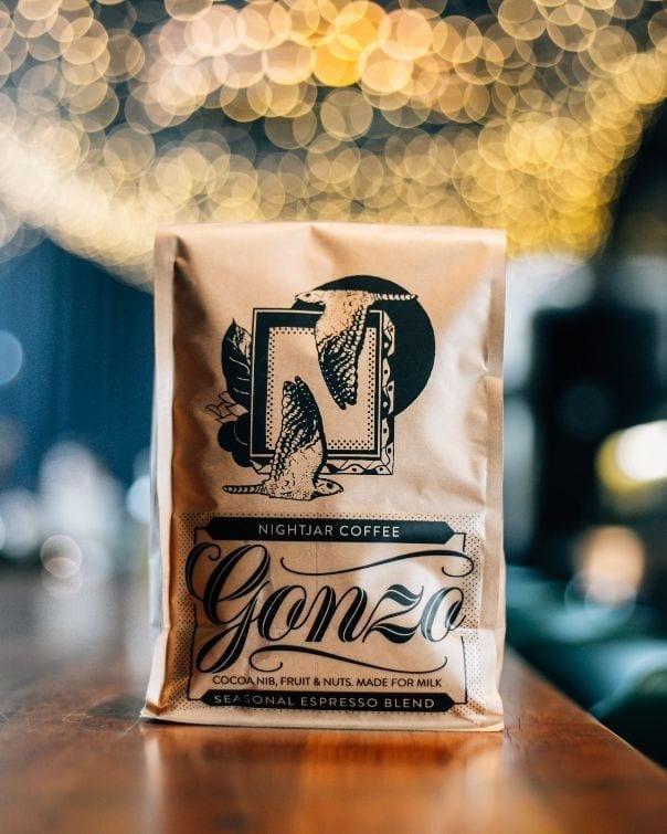 Gonzo Seasonal Espresso Signature Blend