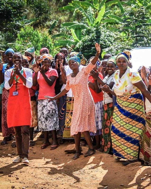 Rwanda Bumbogo Washed